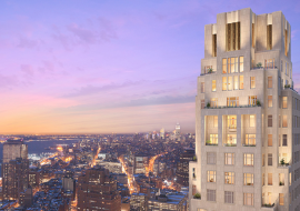 30 Park Place, the perfect Tribeca home, developed by visionary Silverstein Properties and masterfully designed by Robert A.M. Stern, offers a new paradigm in luxurious living Downtown.