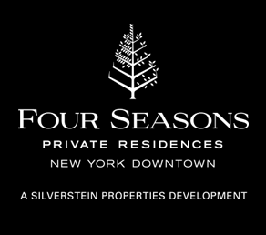 "30 Park Place Four Seasons private residences New York Downtown, a Silverstein Properties development"" title=""30 Park Place Four Seasons private residences New York Downtown, a Silverstein Properties development"